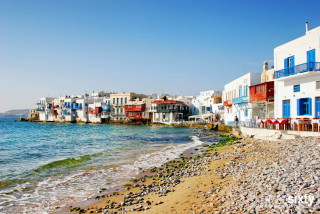 about mykonos seaside studios chora