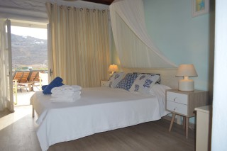 double studio sea side a bed