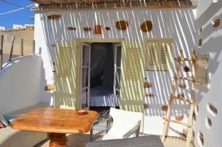 double studio sea side balcony