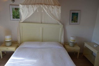 double studio sea side big beds