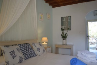 double studio sea side comfortable bed