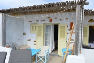 double studio sea side veranda amenities