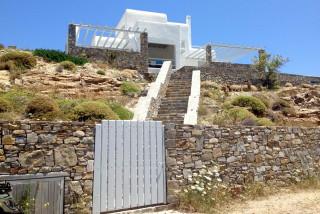 house 2 sea side entrance