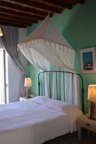 triple studio sea side bedroom