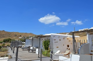triple studio sea side cycladic complex